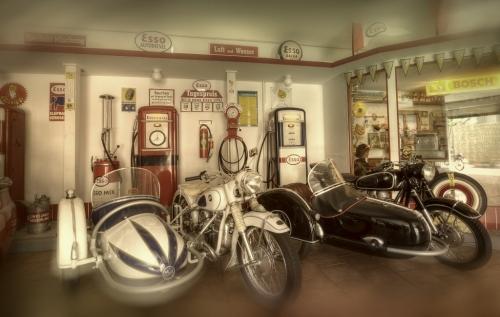 Nostalgie Foto Location